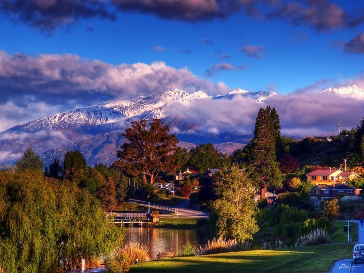 2. Новая Зеландия: вид на жительство от $1,98 млн Стоимость, вид на жительство, внж, деньги, паспорт, страна, факты, цена