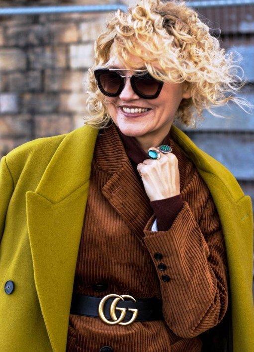 25 прекрасных весенних образов для экстравагантных дам 50+