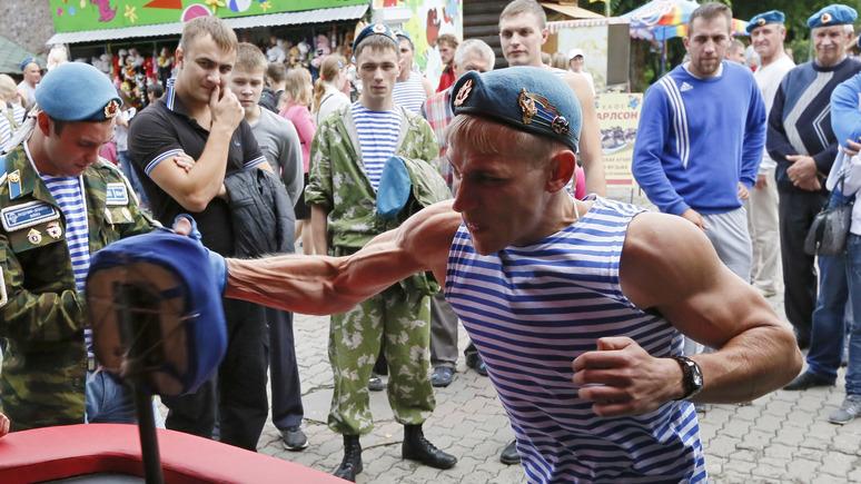 Порошенко не указ: украинцы массово празднуют «неправильный» День ВДВ