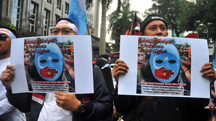 Запад обвиняет Китай в тотальном нарушении прав человека