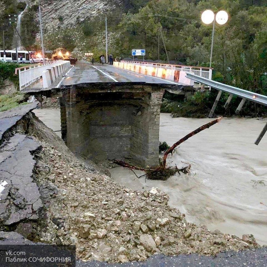 На Кубани в результате наводнения пострадали 2,3 тысячи домов