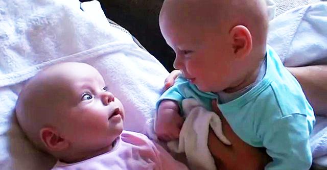 Эти близнецы покорили интернет! 20 миллионов просмотров!