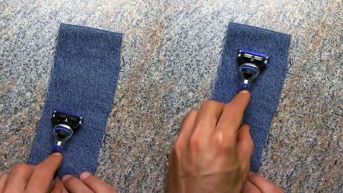 Как заточить станок Gillette бритвенный станок