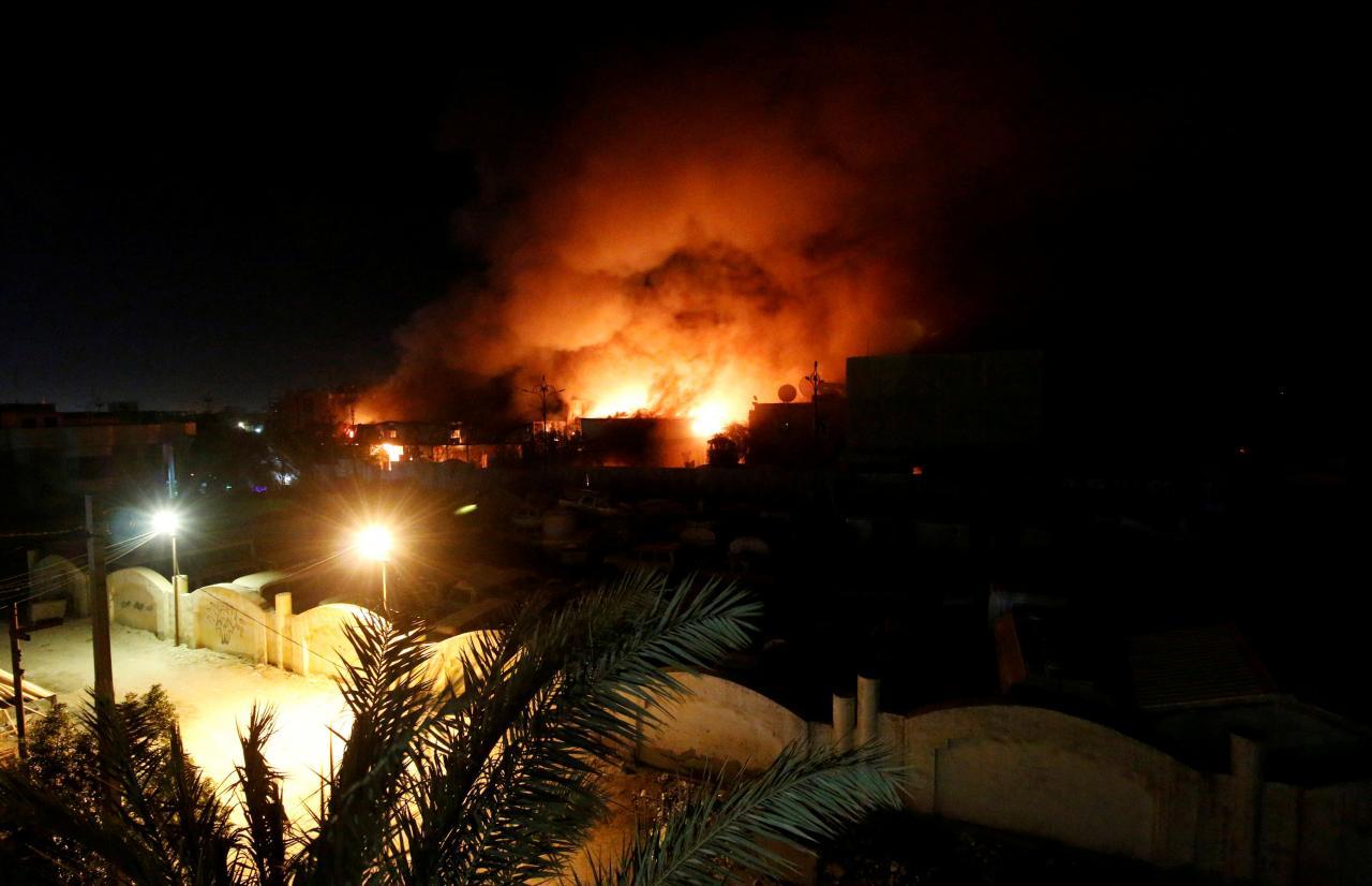 Протесты в Басре подорвали п…