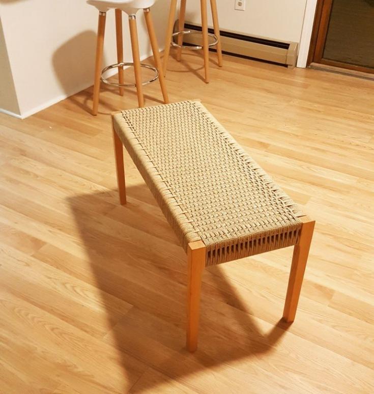 Плетеная мебель своими руками (подборка мастер-классов)