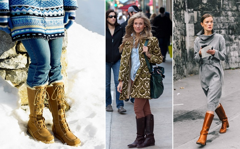 Базовый зимний гардероб для зрелой женщины