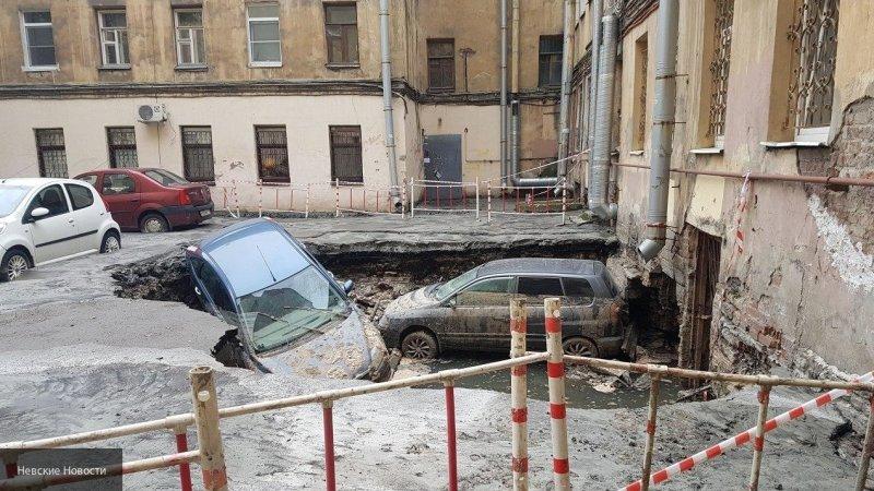 Семьи погибших при прорыве теплотрассы в Петербурге получат по два млн рублей