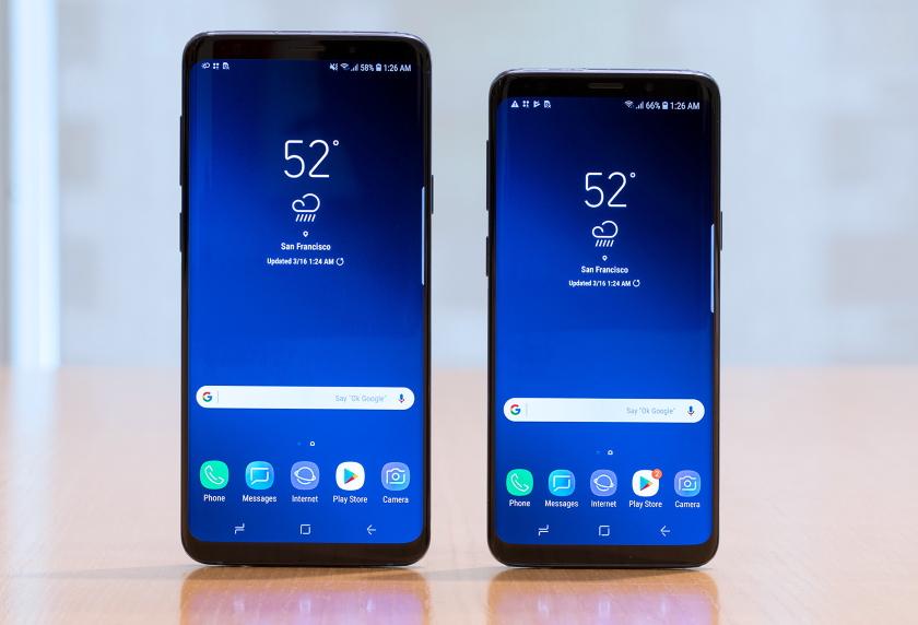 Samsung Galaxy S9 и Galaxy S9+ начали получать сентябрьский патч безопасности samsung,мобильные телефоны,смартфоны,телефоны