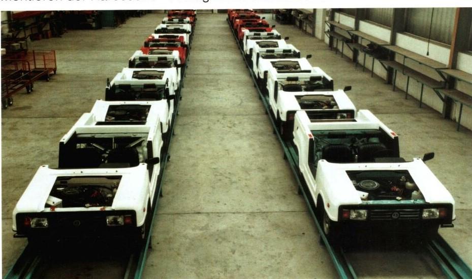 «Дер дойче пятерка»: как немцы сделали из «Лады» внедорожник автомобили