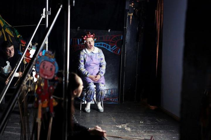 Международный фестиваль театров теней обещают сделать ежегодным