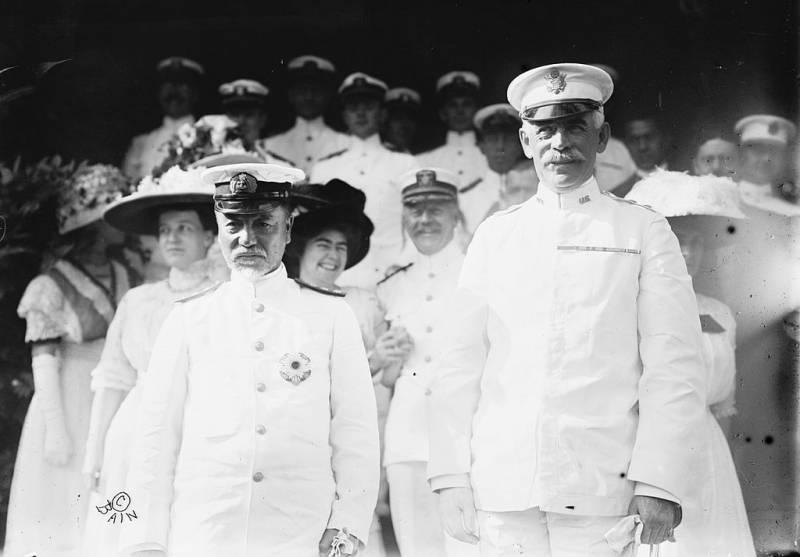 Победоносный адмирал Хэйхатиро Того