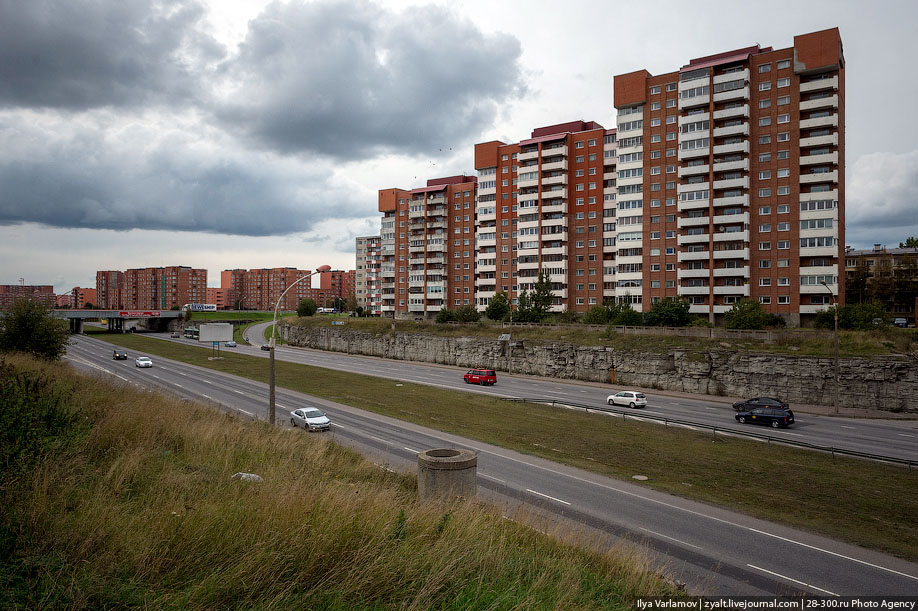 Где в бывшем Совке жить хорошо? города и страны