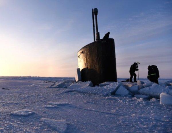 Русские сосульки атаковали флот США