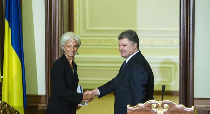 Грабеж украинцев евроатлантического масштаба.