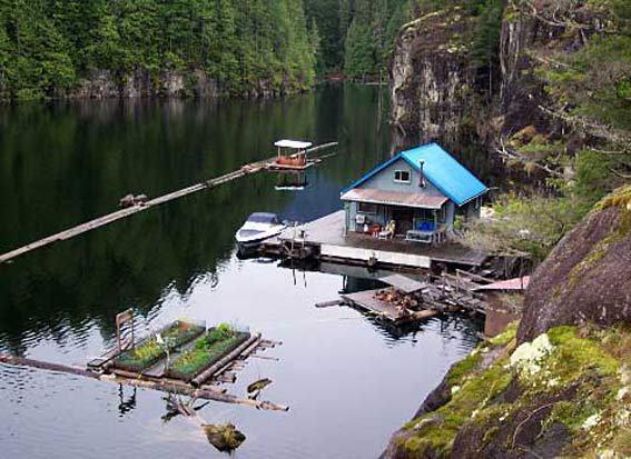 Плавучий Дом — уникальный проект на воде