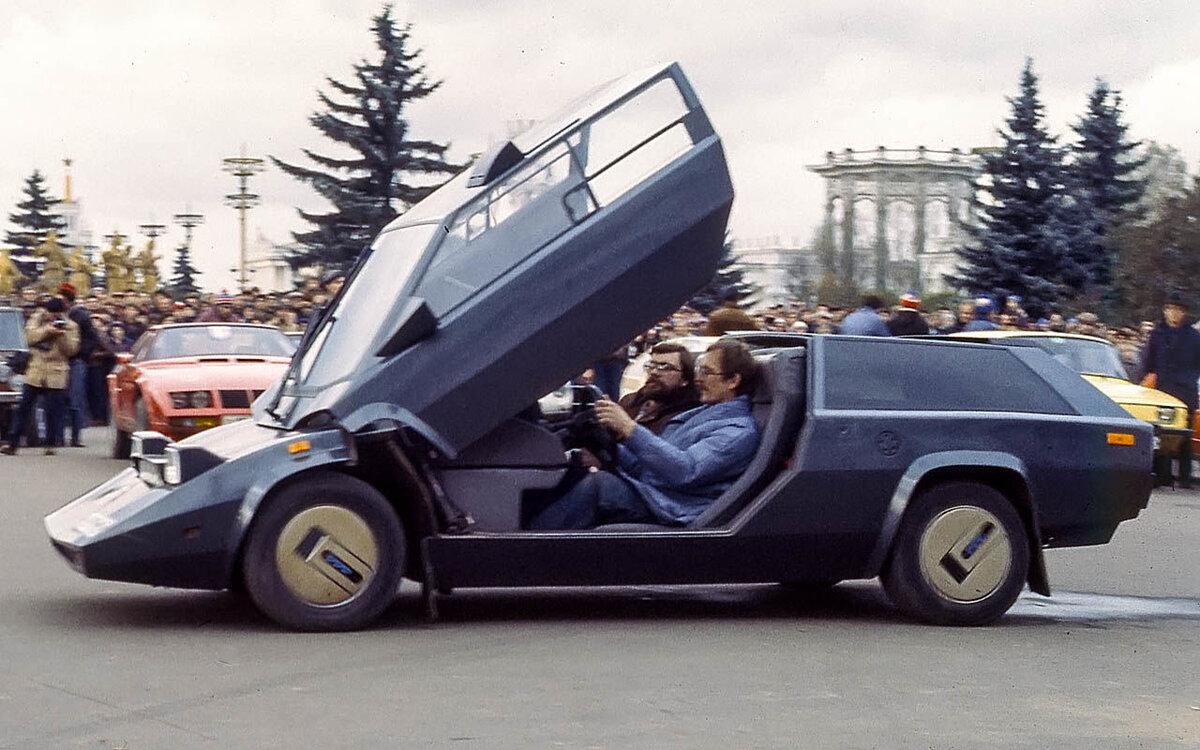 Панголина: советская Ламборджини, которую собрали 40 лет назад в гараже Культура