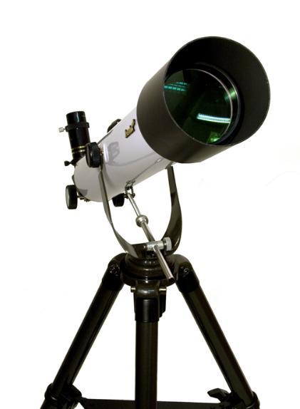 Photo3 Телескоп под микроскопом: как он работает?