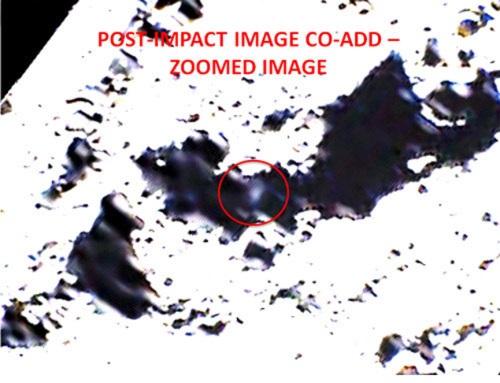 Американцы разбомбили лунную базу инопланетян