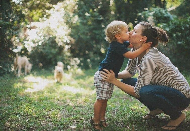Выбрал женщину с ребенком, этим отношениям не светит ничего хорошего!