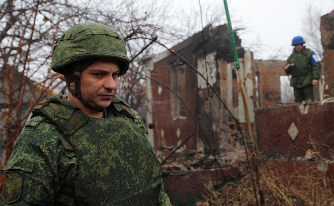Гражданскую войну в/на Украине все труднее сваливать на русских