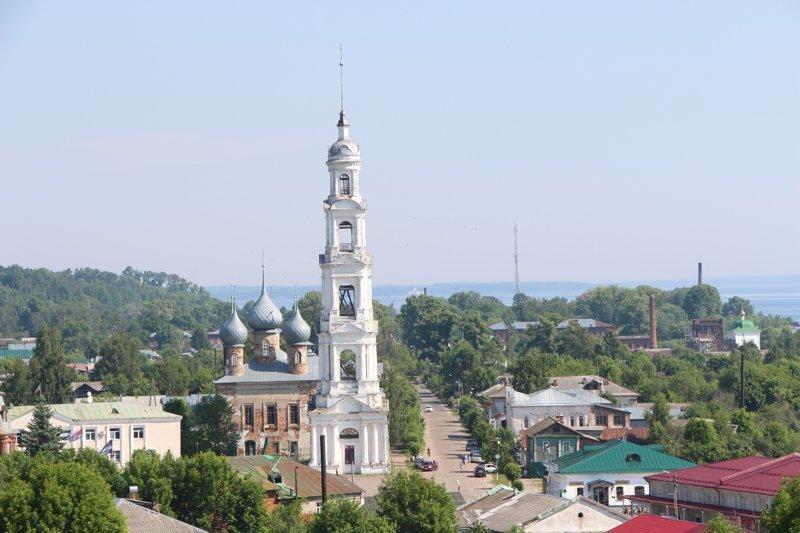 Сейчас население около 8,5 тысяч человек, 25 лет назад было в 3 раза больше ! Города России, ивановская область, красивые города, пейзажи, путешествия, россия