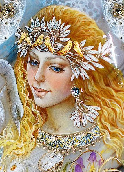 Васанта Наваратри: Весенний праздник почитания Божественной Матери — Богородицы Рожаны