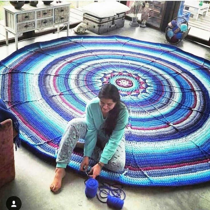 Мега - коврик для мега-терпеливых