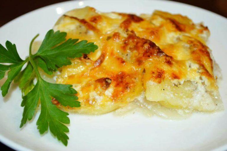 Великолепный картофель по-королевски: еще один бесподобный рецепт