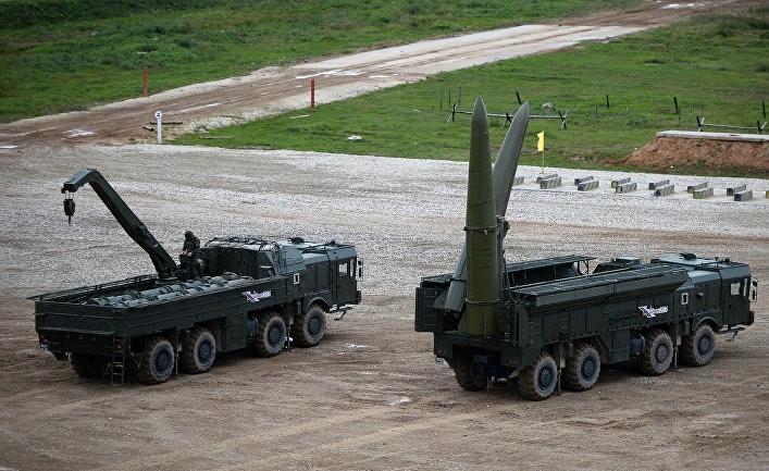 В Госдуме ответили на замечание НАТО про «Искандеры»
