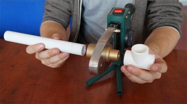 Самые частые ошибки при пайке полипропиленовых труб