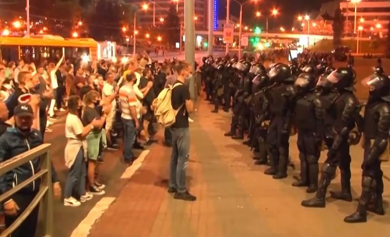 «Россия – вон!»: поляки отреагировали на противостояние в Беларуси Новости