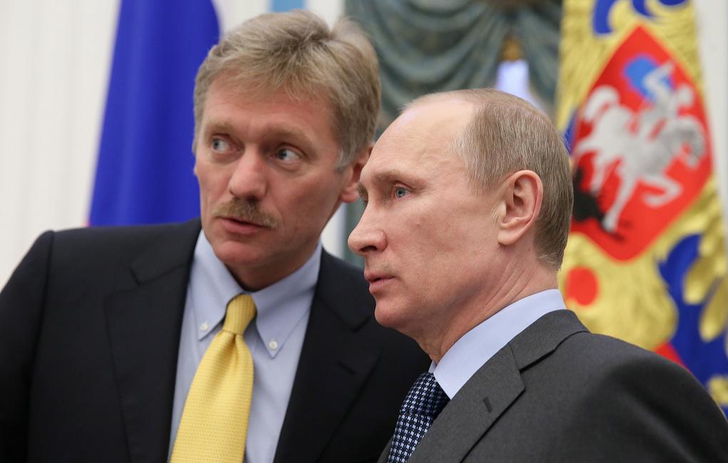 Он утаптывает собеседника моментально - Песков о спорах с Путиным