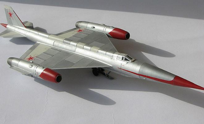 Уникальная самолеты вне серии