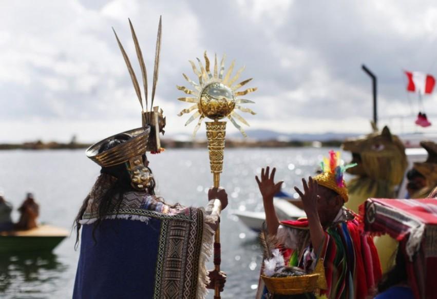 terraoko 2014111906 121 Плавающие деревни в Перу.