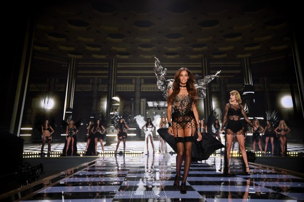 Джоан Смоллс Victoria's Secret, девушки, мода, модель, фото