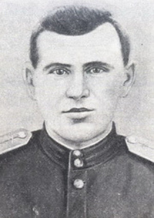 Герои Советского Союза. Иосиф Павлович Зеленюк