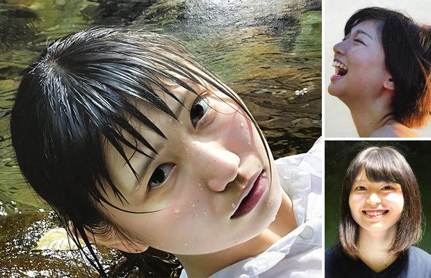 Японская художница поставила в тупик пользователей сети