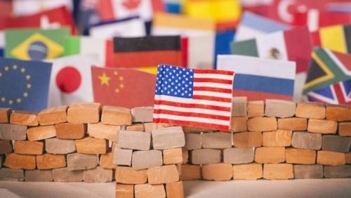 Китай и США вступили в войну