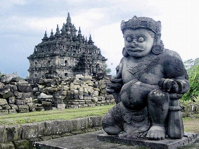 Храмовый комплекс Боробудур …