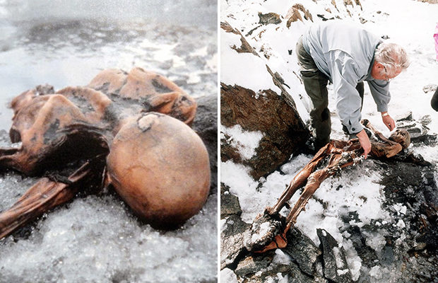 Загадки уникальной альпийской мумии