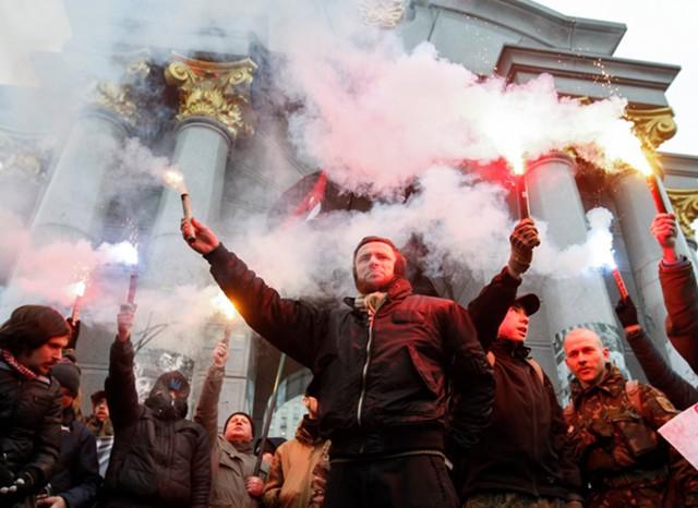 МИД: Украина вмешалась в дел…