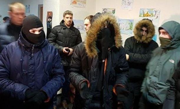 На Украине радикалы сорвали концерт в честь годовщины снятия блокады Ленинграда