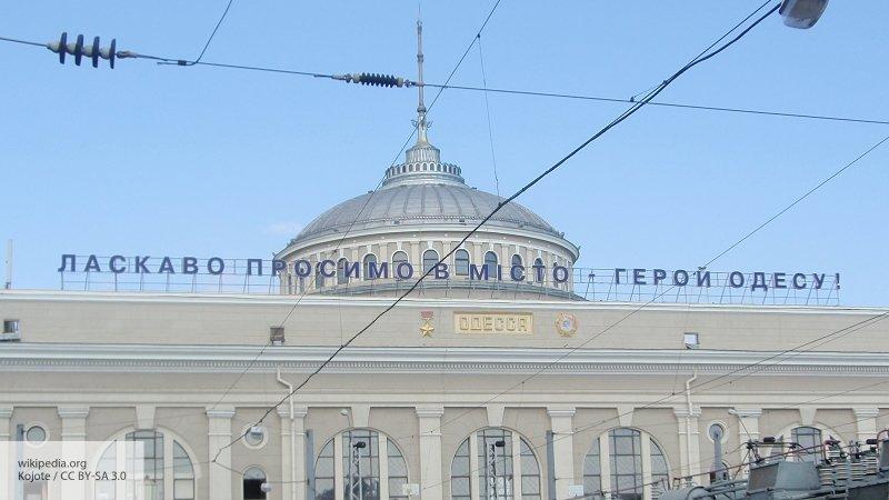 Немец возмущен инцидентом в Одессе: Никому не посоветуют ехать на Украину