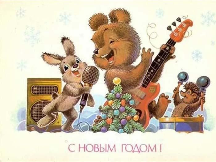 Печальная судьба художника Владимира Зарубина, на открытках которого выросло целое поколение