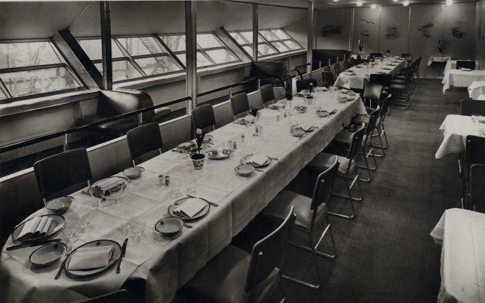 Столовая Гинденбург, история, фото