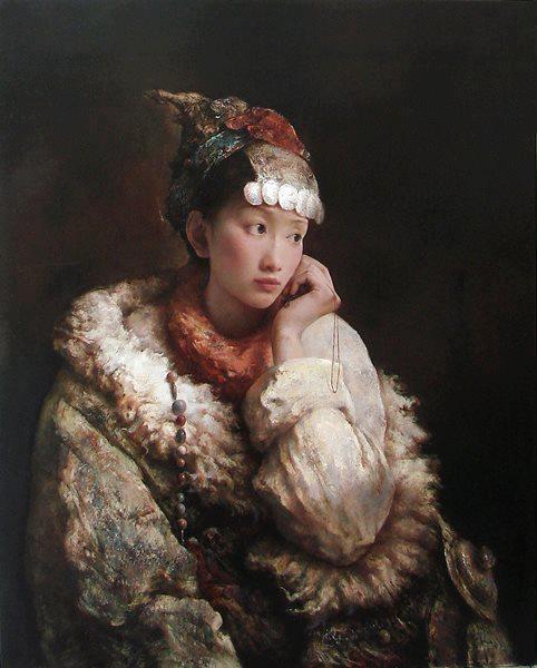 Современные китайские художники