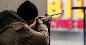 «Это уже слишком»: на Украине годовщину майдана отметят соревнованиями снайперов