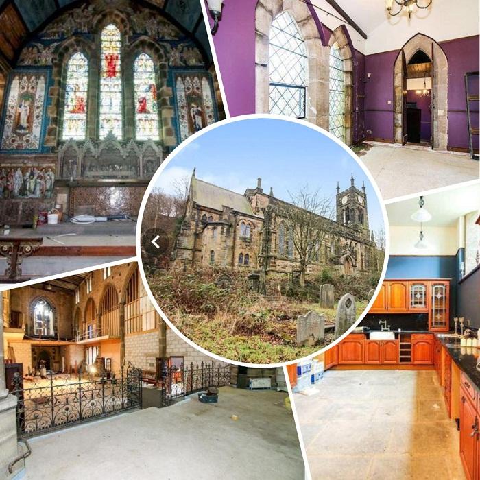 Для полной реконструкции церкви понадобится 250-300 тыс. дол.