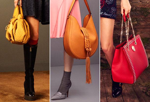 Модный обзор —  самые яркие тренды женских сумок 2017