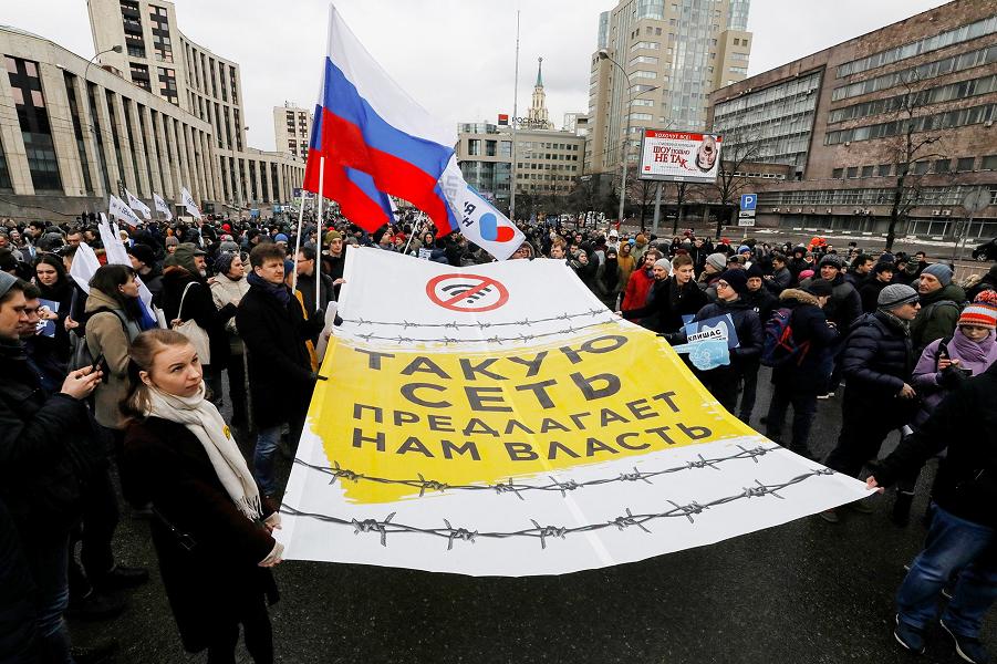 Не того боитесь! Кремль не понял участников вчерашнего митинга в Москве